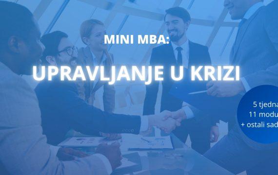 Mini MBA Upravljanje u krizi